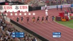 Video «Die Highlights der Athletissima in Lausanne» abspielen