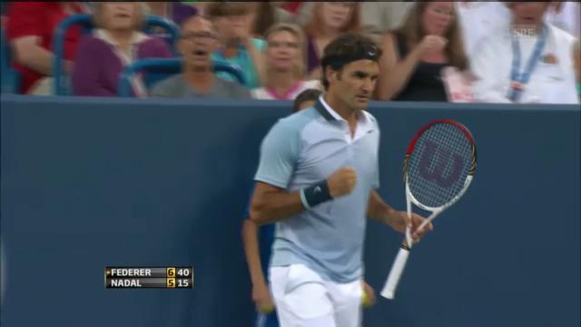 ZUsammenfassung Federer - Nadal