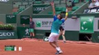 Video «Wawrinka - Kovalik: Live-Highlights» abspielen