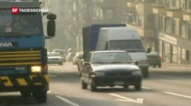 Luftverschmutzung fordert Tote