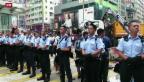Video «Gesprächsangebot für Demonstranten in Hongkong» abspielen