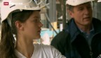 Video «Buben und Mädchen besuchen Eltern bei der Arbeit» abspielen