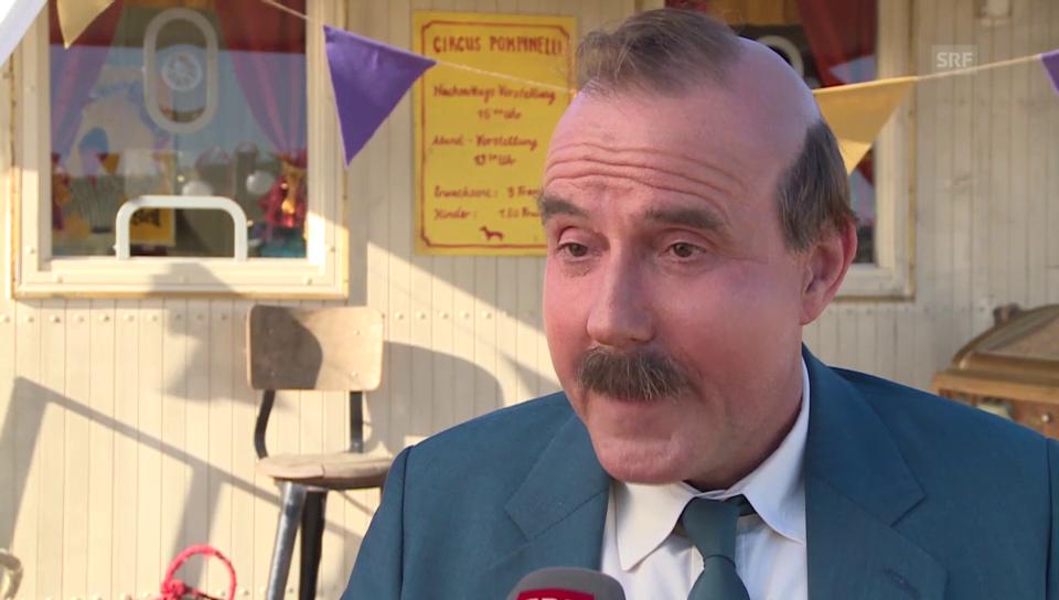 Papa Moll kommt auf die Schweizer Kinoleinwand