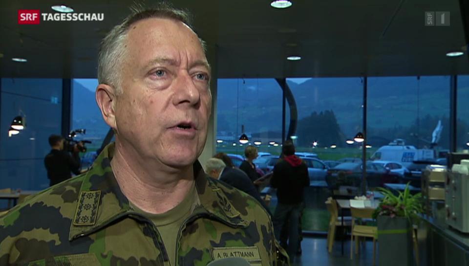 Interview mit Armeechef André Blattmann