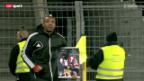 Video «Fussball: Stimmen zu Basel-Sion» abspielen