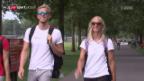 Video «Schwimmen: Vor den European Championships in Glasgow» abspielen
