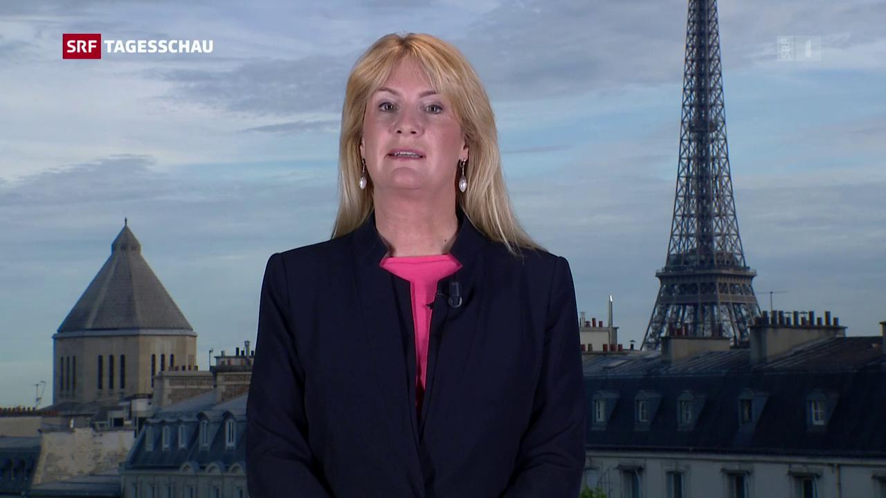 Philippe ist auf der gleichen Wellenlänge wie Macron