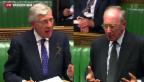 Video «Höchst peinliche Korruptionsfälle in Grossbritannien» abspielen