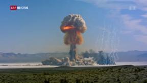 Video «FOKUS: Obamas Atombomben Politik» abspielen