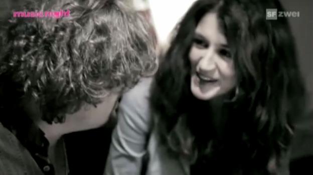 Video «Video der Woche: Sina feat. Büne Huber» abspielen
