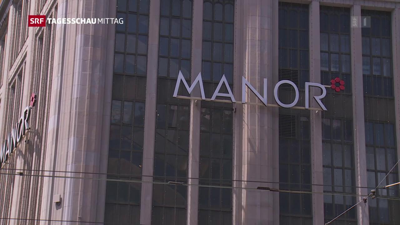 Spardruck: Manor baut 200 Stellen ab