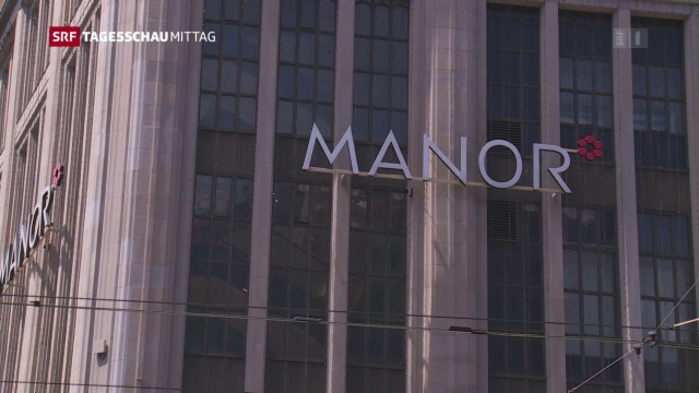 92e521971d5e24 Schock für Mitarbeiter - Manor baut am Basler Hauptsitz bis zu 200 Stellen  ab - News - SRF