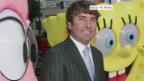Video «SpongeBob-Erfinder ist tot» abspielen