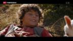 Video ««Schellen-Ursli» auf der Leinwand» abspielen