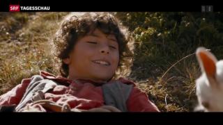 Video ««Schellenursli» auf der Leinwand» abspielen