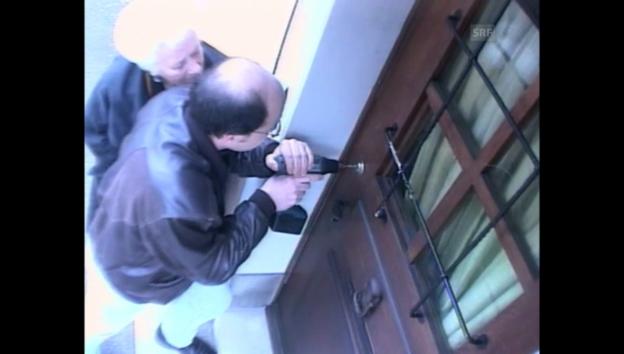 Video «Kassensturz 2001: Schlüsselservice im Test» abspielen