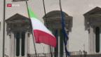 Video «Die Stimmung vor den Wahlen in Italien» abspielen