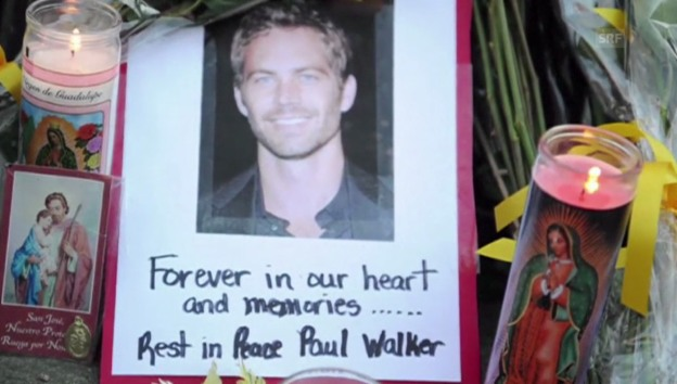 Video «Fans trauern um Paul Walker» abspielen