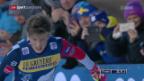 Video «Klaebo und Östberg gewinnen die Tour de Ski» abspielen