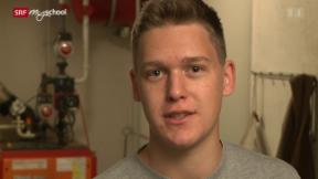 Video «Berufsbild: Heizungsinstallateur EFZ » abspielen