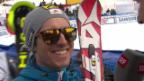 Video «Ski: Riesenslalom Lenzerheide, Interview mit Marcel Hirscher («sportlive», 15.03.2014)» abspielen