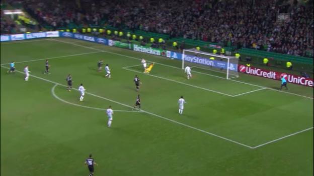 Video «CL: Zusammenfassung Celtic - Juventus» abspielen