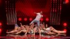 Video «MDC Company begeistern mit Modern Tanz-Performance» abspielen