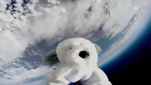 Video «Sam im Weltall» abspielen