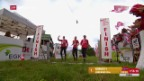 Video «Silber für Männer-Staffel an OL-EM» abspielen