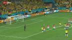 Video «Rückblick auf das Eröffnungsspiel Brasilien - Kroatien» abspielen