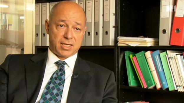 Video «In Italien angeklagt wegen Sackmesser» abspielen