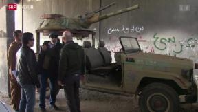 Video «Rebellen-Gruppen in Libyen» abspielen