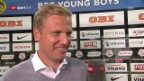 Video «Schneider: «Ist nicht alltäglich, hier 4:0 zu führen»» abspielen