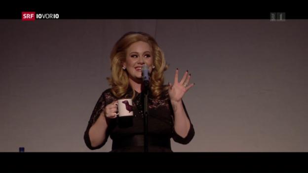 Video «Adele – das Geheimnis hinter ihrem Erfolg» abspielen