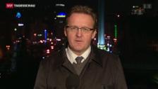 Video «Einschätzung von Korrespondent Christof Franzen» abspielen