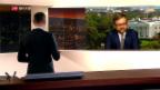 Video «FOKUS: Einschätzungen von Korrespondent Peter Düggeli» abspielen