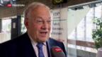 Video «Schneider-Amman zu Trump-Besuch am WEF» abspielen