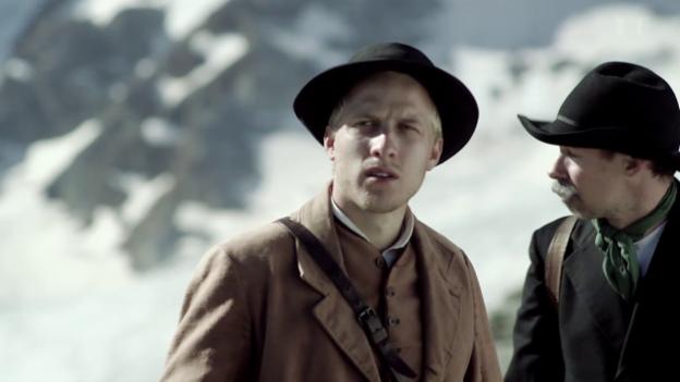 Video «Tatort Matterhorn: Triumph und Tragödie» abspielen