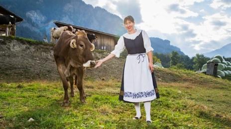 Video ««SRF bi de Lüt – Landfrauenküche»: Karin Caminada (GR)» abspielen