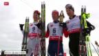 Video «Ski nordisch: Skiathlon der Männer» abspielen