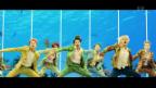 Video «Boyband BTS: Neuer Youtube Rekord» abspielen