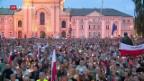 Video «Wutausbruch im polnischen Parlament» abspielen