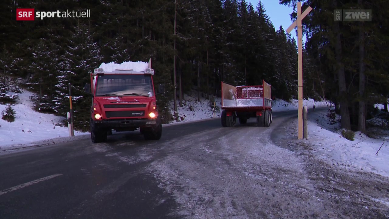 Meteo: Schneemangel in den Alpen