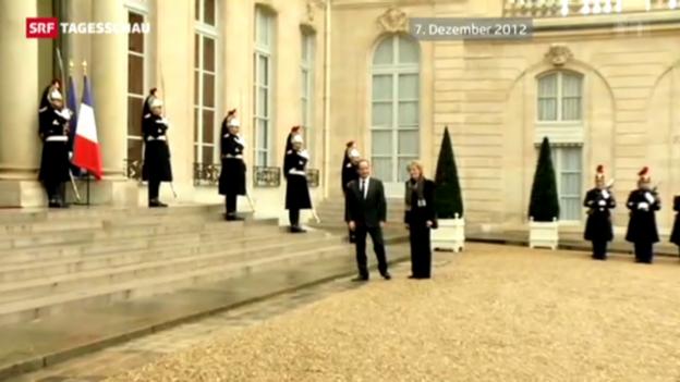 Video «Reiche Franzosen sollen Frankreich mehr Steuern bezahlen» abspielen