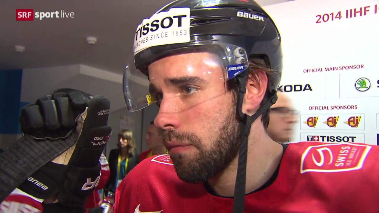 Eishockey: Etienne Froidevaux im Interview