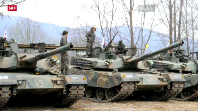 Nordkorea droht mit Reaktivierung von Atomanlagen