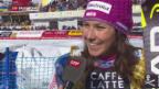 Video «WM-Silber im Slalom für Wendy Holdener» abspielen