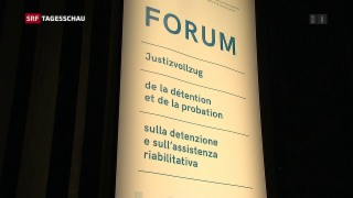 Video « Einheitliche Standards für den Justizvollzug» abspielen