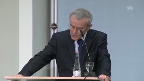 Video «Schäublin: Keine Raubkunst auf Schweizer Boden» abspielen