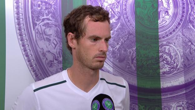 Video «Murray: «Paîre ist kein einfacher Gegner» (Engl.)» abspielen